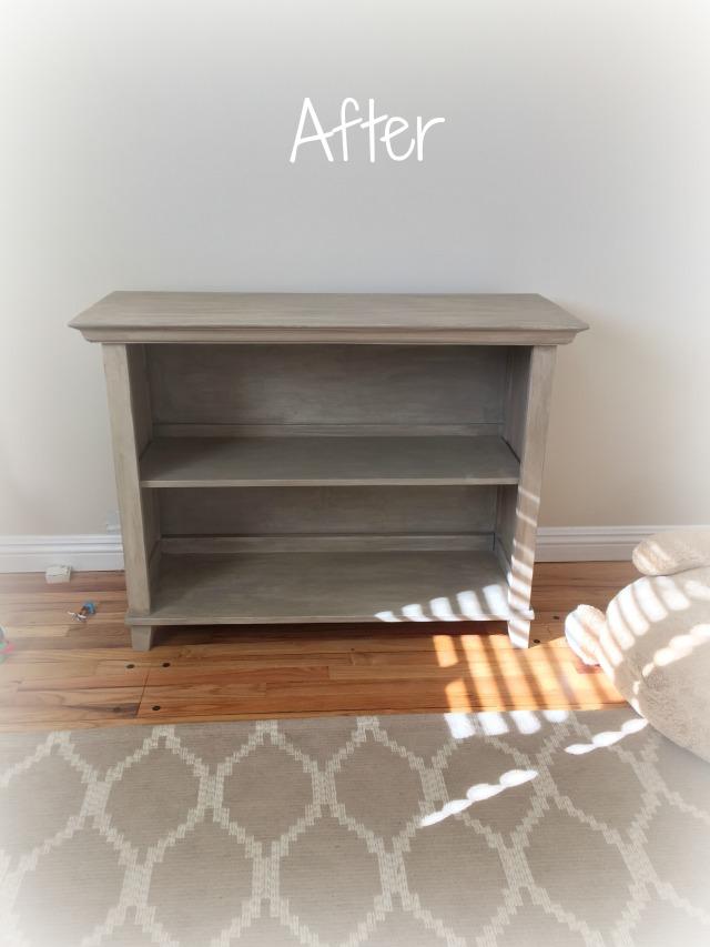 book shelf after 2